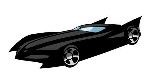 batman car clipart tnba batmobile by alexbadass on deviantart