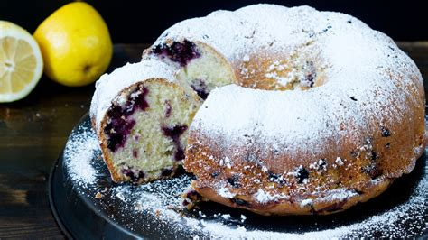 blueberry bundt cake blueberry lemon bundt cake recipe