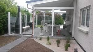 überdachte Terrasse Holz : terrassend cher ~ Whattoseeinmadrid.com Haus und Dekorationen