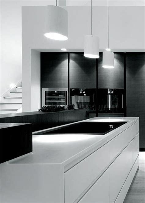 beautiful modern kitchen designs siyah beyaz mutfak dekorasyonu yapı dekorasyon 360 4396