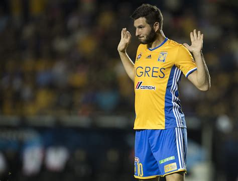 André-Pierre Gignac manda un sutil mensaje a Monterrey ...