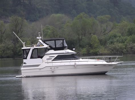 Aft Cabin Boats by 1986 Sea 410 Aft Cabin Power Boat For Sale Www