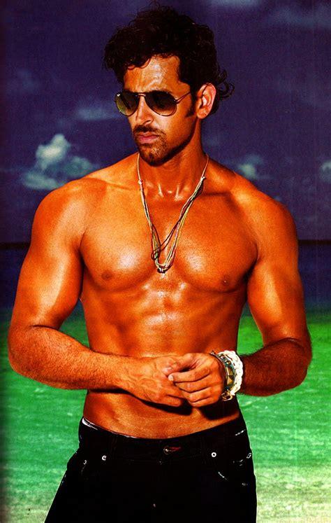 desktop mobile  hrithik roshan shirtless body