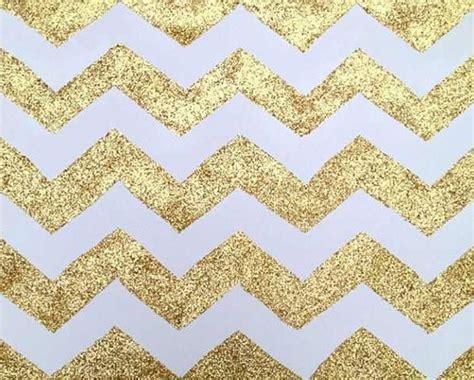gold chevron tumblr