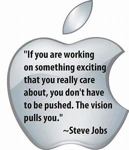 Quote on the po... Power Of Vision Quotes