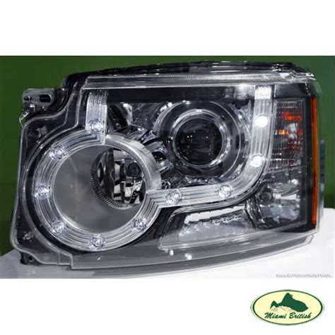 land rover headlight headl lh xenon lr4 2010 lr023542