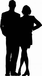 FreeVector-Couple-Silhouette - dvMail