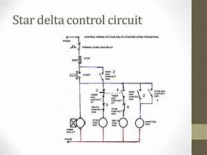 Star Delta Starter Control Circuit Diagram Pdf