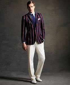 Great Gatsby Inspired Menswear Collection by Brooks ...
