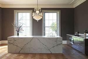Faire Briller Le Marbre : le marbre mat riau star de la cuisine contemporaine ~ Dailycaller-alerts.com Idées de Décoration