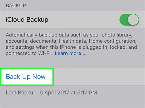 how to backup iphone 5 to icloud how to manually back up your iphone to icloud 11 steps