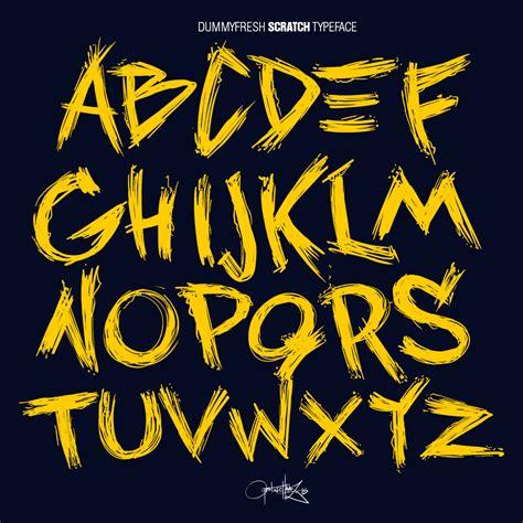 dope fonts  behance