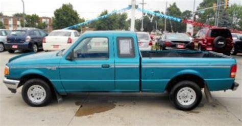1993 ford ranger xlt supercab cheap truck 2000 in sioux falls south dakota sd