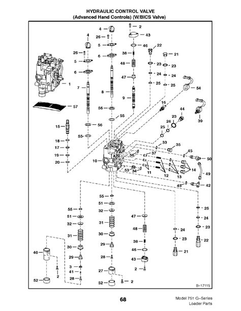 763 Bobcat Hydraulic Diagram by 863 Bobcat Skid Steer Wiring Diagram Downloaddescargar