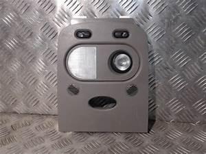 Piece Renault Master : eclairage de plafonnier renault master iii fourgon diesel ~ Melissatoandfro.com Idées de Décoration