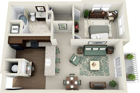 apartment floor plans ideas  pinterest