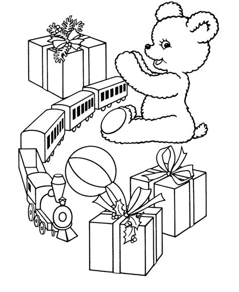 Coloring Toys by Toys Coloring Pages