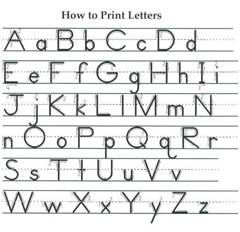letter formation printables    diagram showing