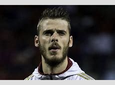 Manchester United's David De Gea is ready to be Spain