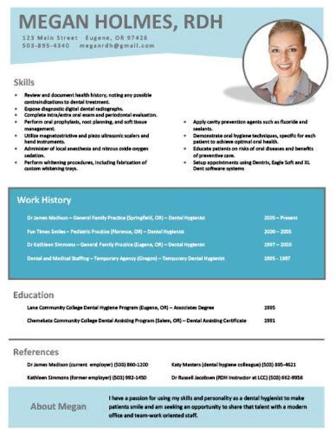 Dental Hygiene Sales Resume by 1000 Images About Dental Hygiene Resumes On Cool Resumes Dental Hygiene And Other