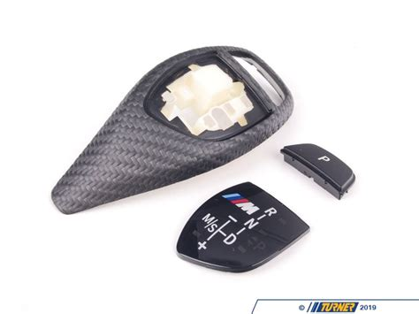 genuine bmw  performance  performance shift knob automatic