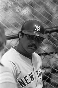 Reggie Jackson Baseball Yankees