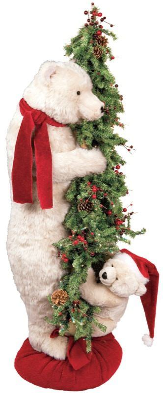 christmas tree baby  mama santa polar bear christmas