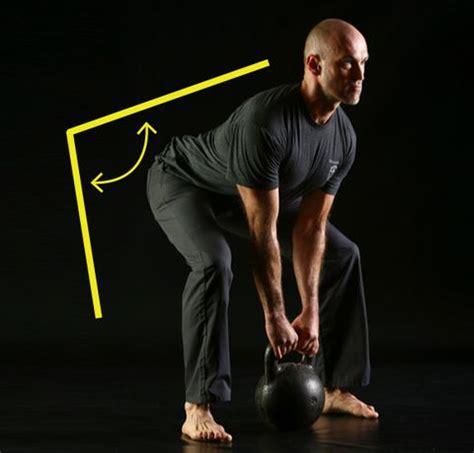kettlebell swing deadlift perfect pavel barefoot kettlebells secrets wrestling swings fat wrestler kb tek health menshealth learn percentage body train