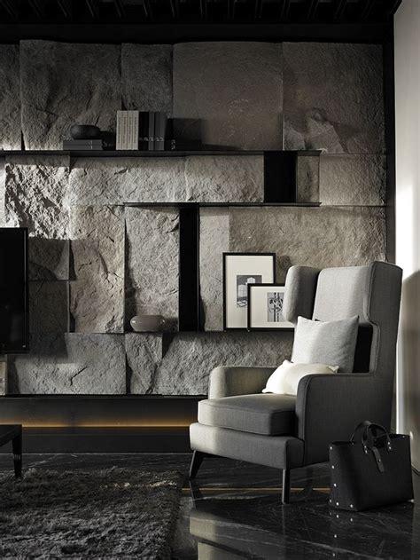 Wohnzimmer Design Wand Stein by Best 25 Interior Ideas On Bathtub