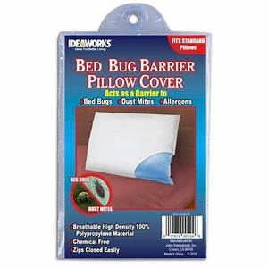 bed bug barrier pillow covers walmartcom With bed bug barrier mattress cover