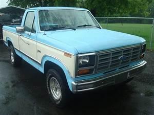 1983 Ford F150  Regular Cab   4x4   302 V8   4 Speed