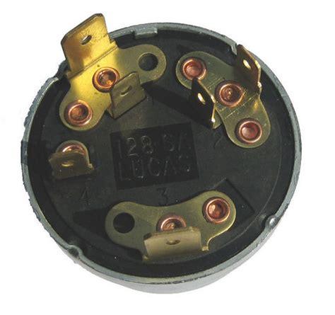 lucas 128sa 35670 key switch