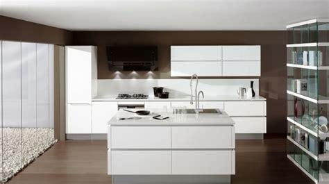 ilots de cuisine mobile cuisine îlot central 25 propositions modernes