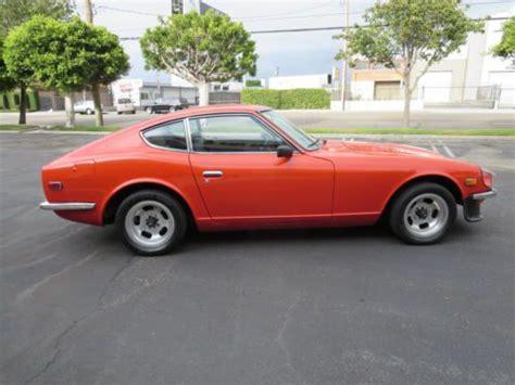 Buy New 1972 Datsun 240z L28 5 Speed Runs Super! In