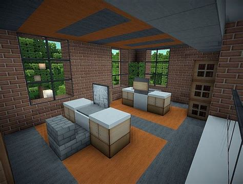 zs modern office minecraft project