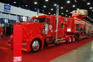 Custom Big Rig Show Trucks Lights