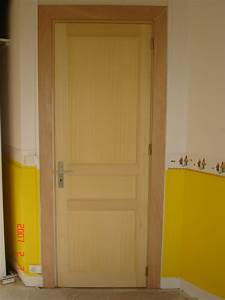 pose de porte interieur wekillodorscom With pose de porte interieur