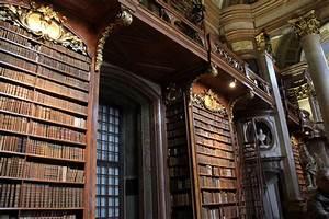Grande Bibliothèque Murale : grande biblioth que ancienne images ~ Teatrodelosmanantiales.com Idées de Décoration