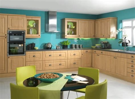 colorful kitchen ideas contrasting kitchen wall colors 15 cool color ideas