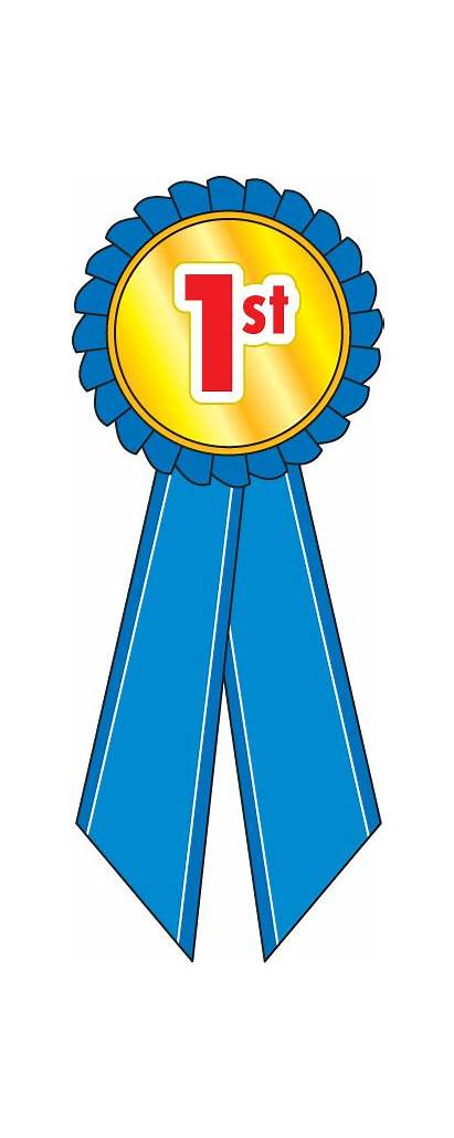 Place 1st Clipart Ribbon Award Clip Rosette