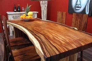 Esstisch Groß Holz : esstisch suar holz massiv 200x100x79 natur tisch tischplatte schreibtisch gro ebay ~ Whattoseeinmadrid.com Haus und Dekorationen