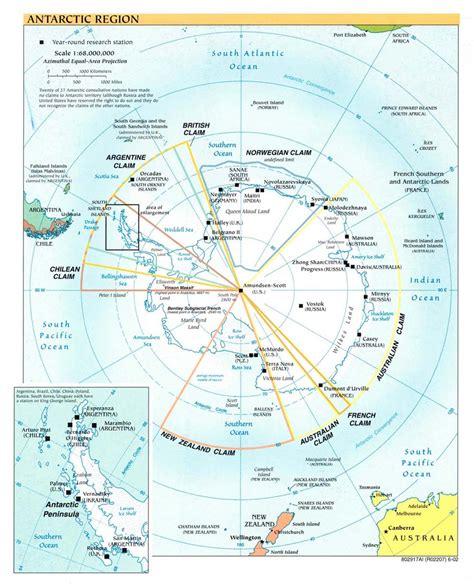map  antarctica  full size