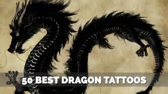 30 Best Dragon Tattoos For Men Youtube