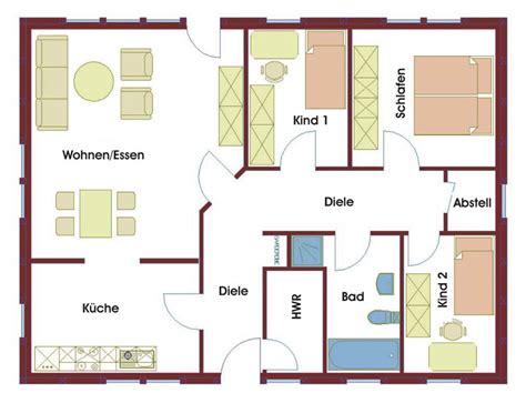 Offene Wohnküche Grundriss by Fachwerk Bungalow Bispingen Elmbau De