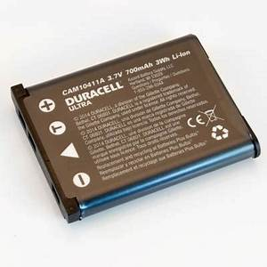 Duracell Ultra Lithium Ion Battery for Duracell DR9664 ...
