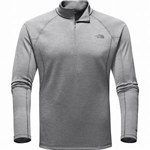 The North Face Girls Size Chart The North Face Warm Zip Neck Top Men 39 S Backcountry Com