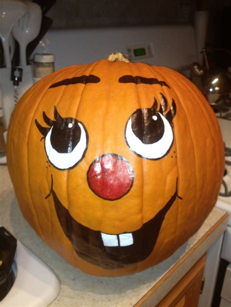 pumpkin faces painted pumpkin faces pumpkin faces pinterest