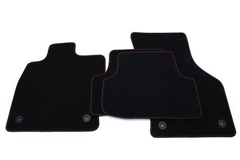 tapis de sol en hiver adapt 233 pour seat 3 iii 5f audi a3 8v golf 7vii tapis de sol pour seat