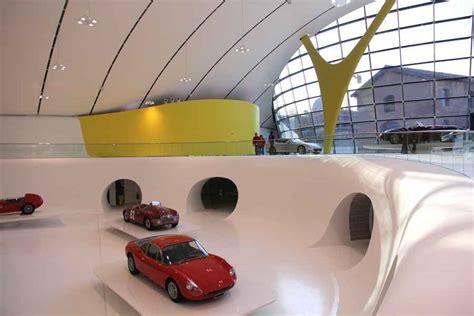 museo casa enzo ferrari modena museum future systems