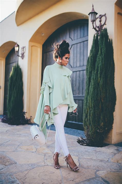Easy Date Night Look Messy Top Knot u0026 A Fancy Top   The Sweetest Thing